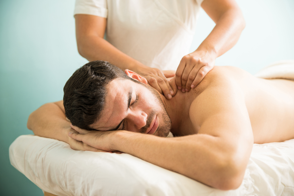 Deep Tissue & Sports Massage