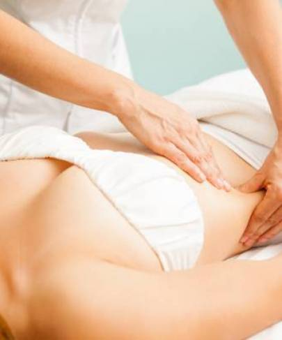 Lymphatic Detox Massage to lose excess weight